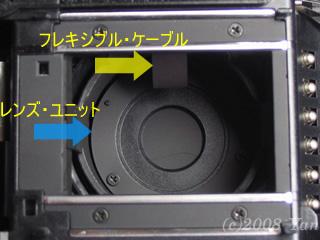 KLASSE Sのレンズ[PowerShot A70]