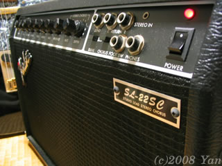 Fender(Japan) SL-22SC[PowerShot A70]