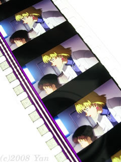 ヱヴァンゲリヲン新劇場版:序DVD特典生フィルム[PowerShot A70]