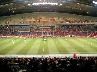 2007シーズン最初の観戦