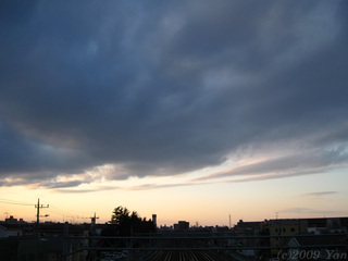 夕雲[PowerShot A590 IS]