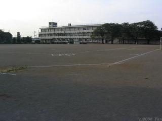 小学校[PowerShot A70]