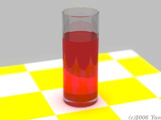 CALLISTO2レンダリングの実験