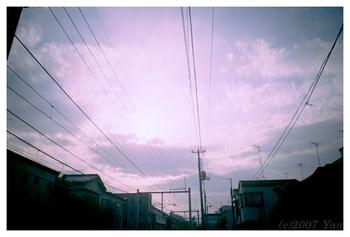 線路と空[Frogeye, CENTURIA SUPER200]